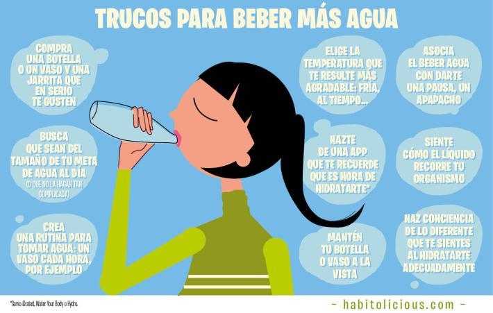TrucosBeberAgua