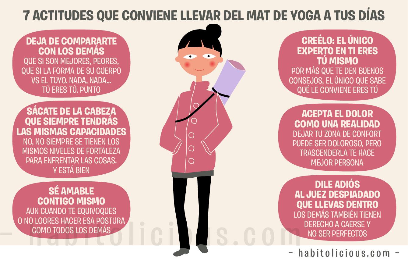yoga que llevar